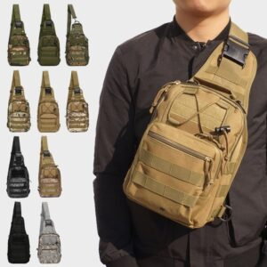 Bag Tactical Karambit – Shoulder Bag 20litros